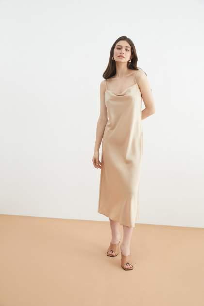 Женское платье Concept Club 10200200795, бежевый