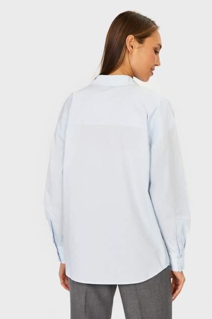Женская рубашка Baon B171522, голубой