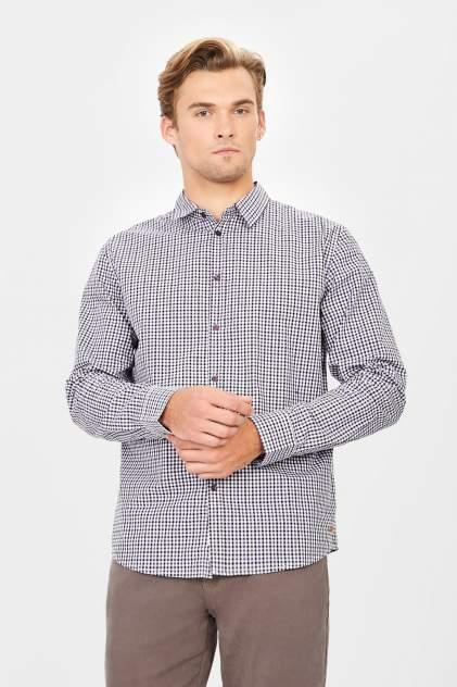 Рубашка мужская Baon B661516, фиолетовый