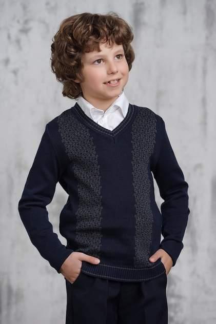 Джемпер детский VAY, цв.синий
