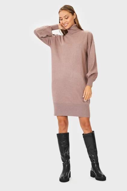 Женское платье Baon B451512, коричневый