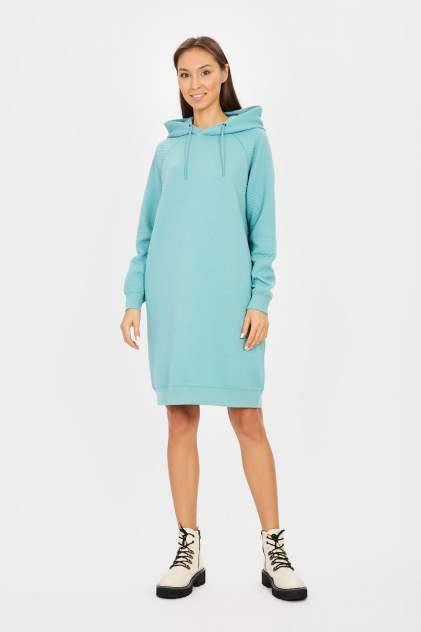 Женское платье Baon B451514, бирюзовый