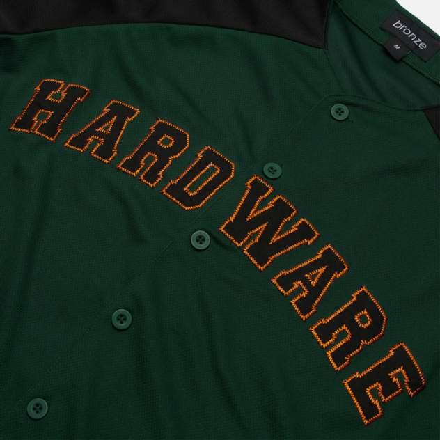 Рубашка мужская Bronze 56k 6072950, зеленый