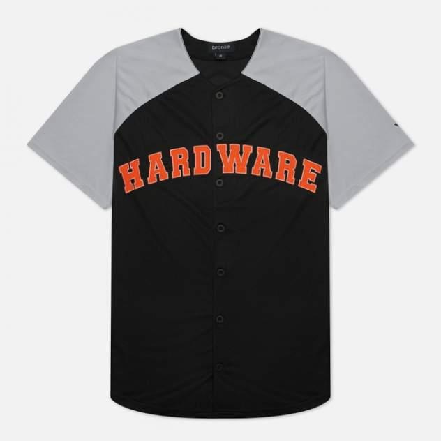 Рубашка мужская Bronze 56k 6072950, черный