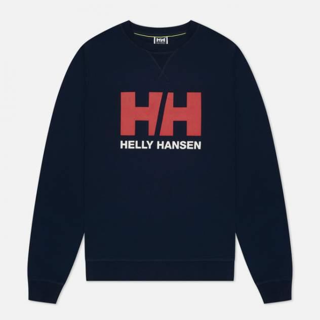 Толстовка мужская Helly Hansen 34000, синий