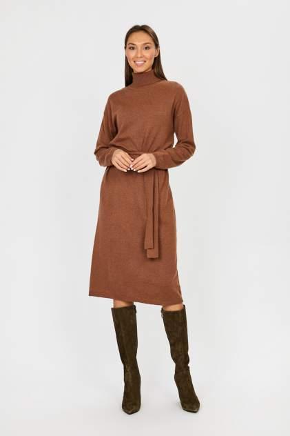 Женское платье Baon B451505, коричневый