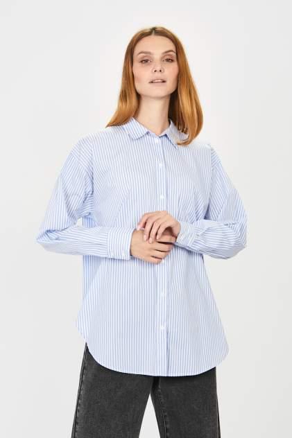 Женская рубашка Baon B171509, голубой