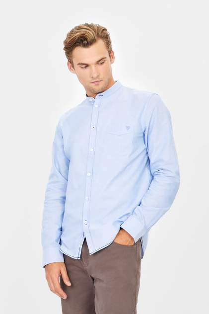 Рубашка мужская Baon B661515, голубой