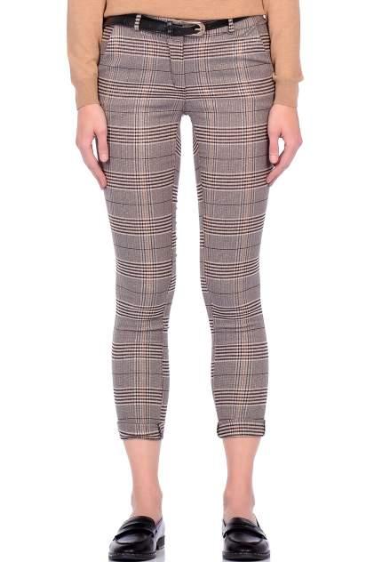 Женские брюки Zabaione zabaione K016191, коричневый