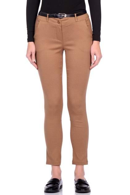 Женские брюки Zabaione zabaione K016189, коричневый