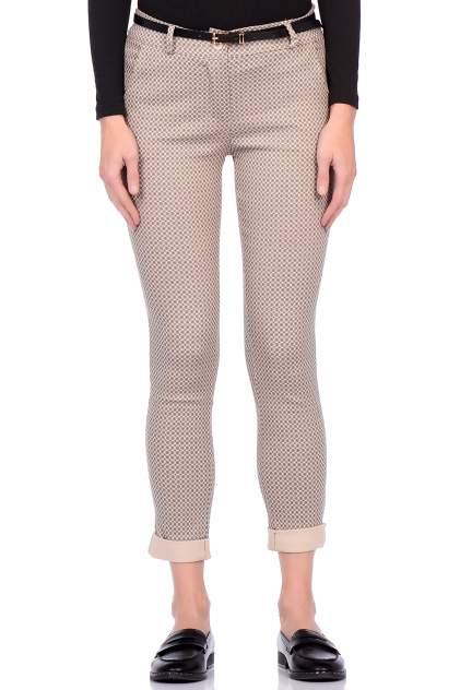 Женские брюки Zabaione zabaione K016192, бежевый