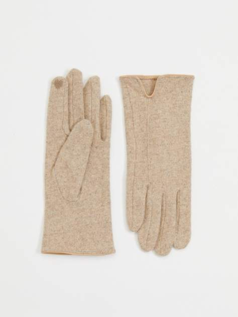 Женские перчатки Zolla 22133964J085, бежевый