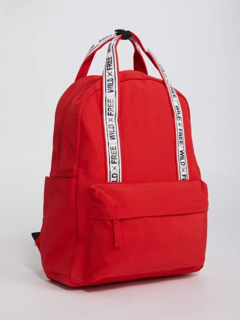 Рюкзак женский Zolla 021319462195 красный