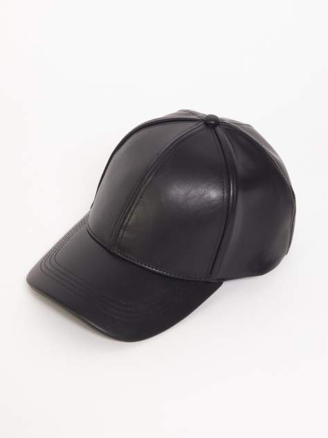 Бейсболка женская Zolla 021339F9J145 черная, р. 54-58