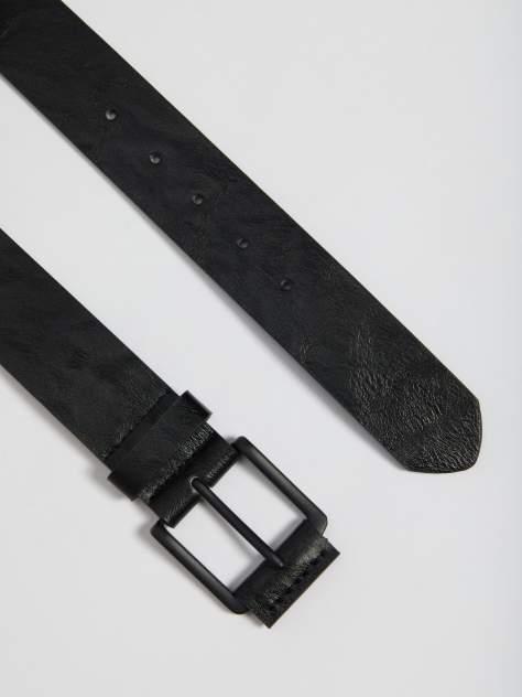 Ремень мужской Zolla 01131938L225, черный