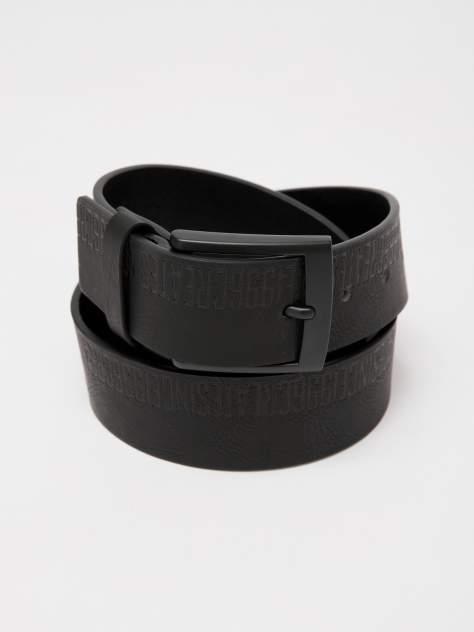 Ремень мужской Zolla 01131938L155, черный