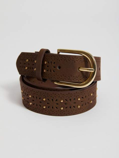 Ремень женский Zolla 02131936J225, коричневый