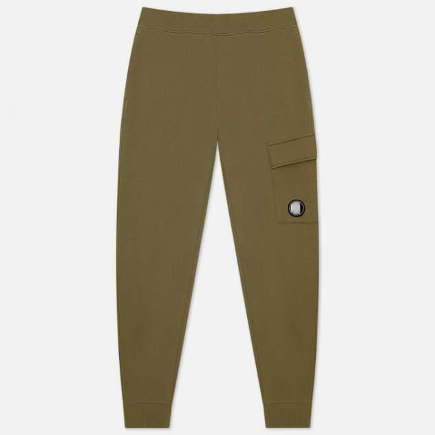 Спортивные брюки C.P. COMPANY 11CMSP057A005086W, зеленый