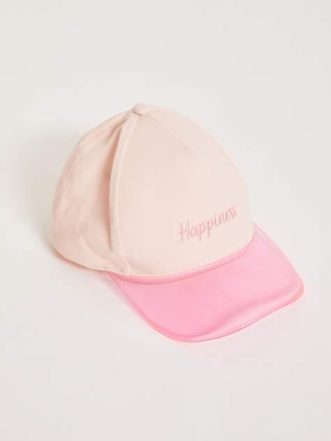 Бейсболка женская Zolla 021249F59065 розовая, р. 54-58