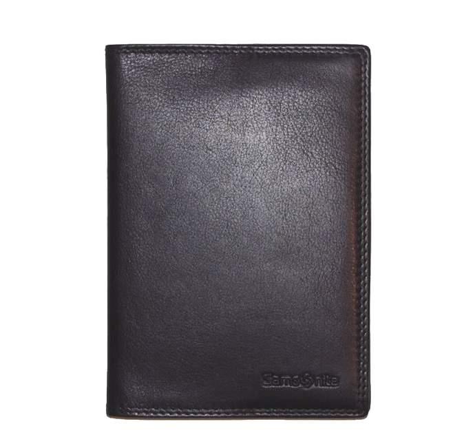 Обложка для Паспорта Samsonite 93860 черная