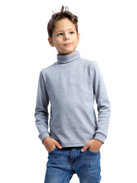 Водолазка детская детская Веселый малыш, цв. серый