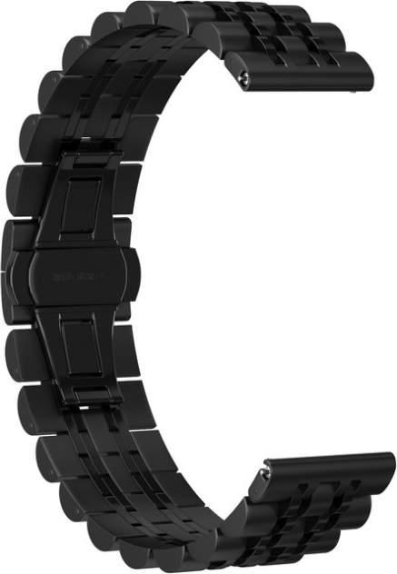 Ремешок для часов GSMIN Elegy 22 для GearS3/GalaxyWatch(46mm) Черный