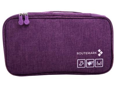 Несессер мужской Routemark BB-01 фиолетовый