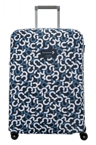 Чехол для чемодана Routemark Эски, синий