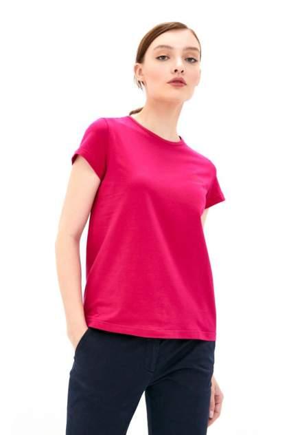 Футболка женская Peche Monnaie Basique woman розовая L