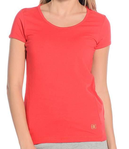 Спортивная футболка Champion Crewneck T'shirt, красный