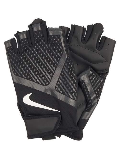 Мужские перчатки Nike N.LG.B5.031.SL, черный