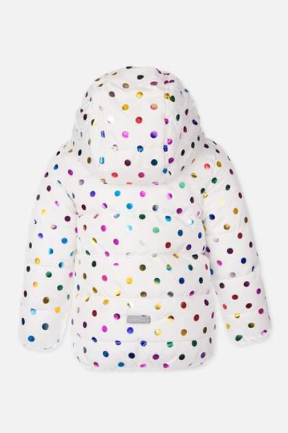 Куртка детская Play Today цв. белый р.74