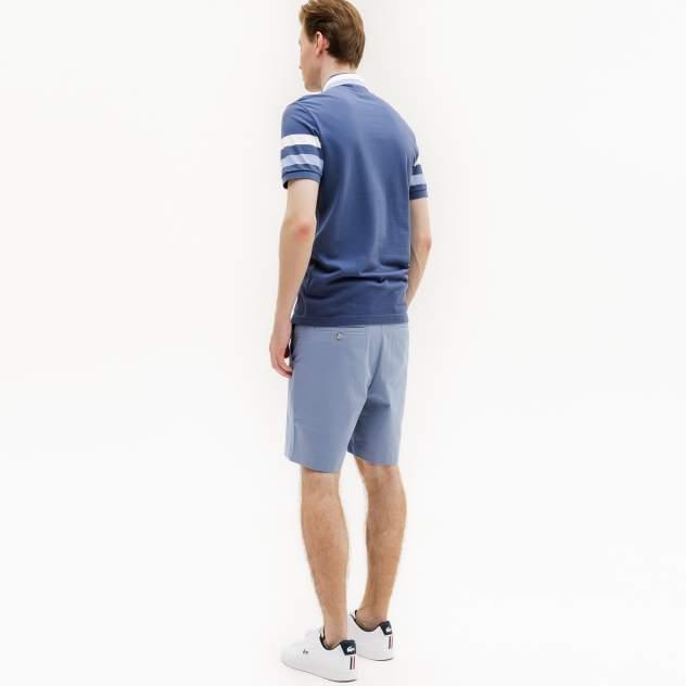 Повседневные шорты мужские Lacoste FH9542Z0G голубые 40