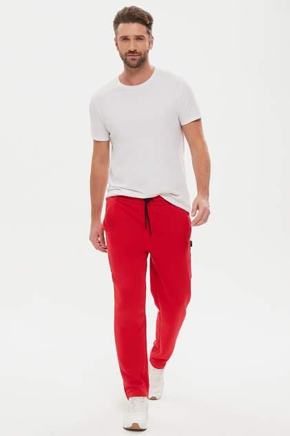 Спортивные брюки мужские Peche Monnaie Stellar красные XS