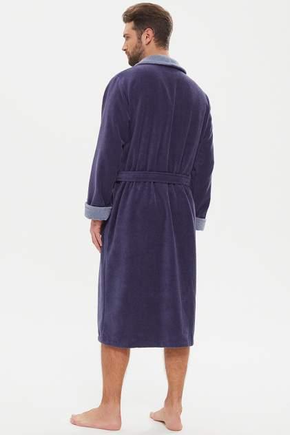 Домашний халат мужской Peche Monnaie Energy синий 3XL