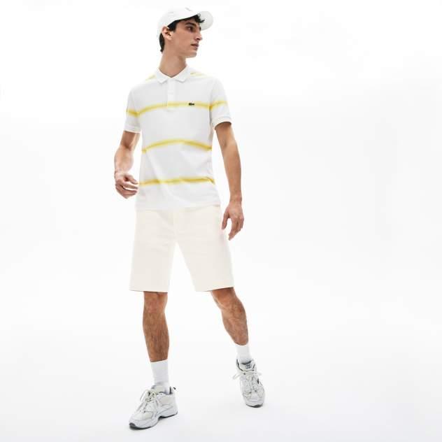 Повседневные шорты мужские Lacoste FH626270V белые 34