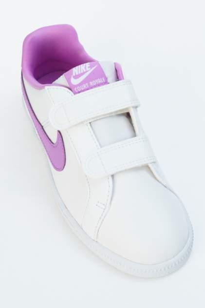 Кроссовки Nike цв. белый р.30,5