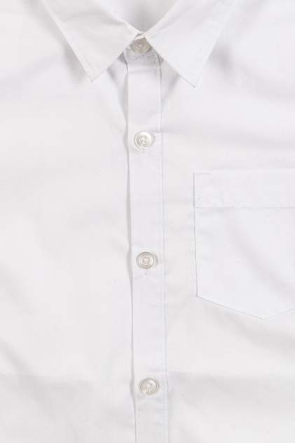 Рубашка детская Modis цв. белый р.158
