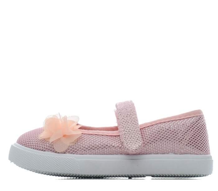 Туфли для девочек ZENDEN, цв. розовый, р-р 26