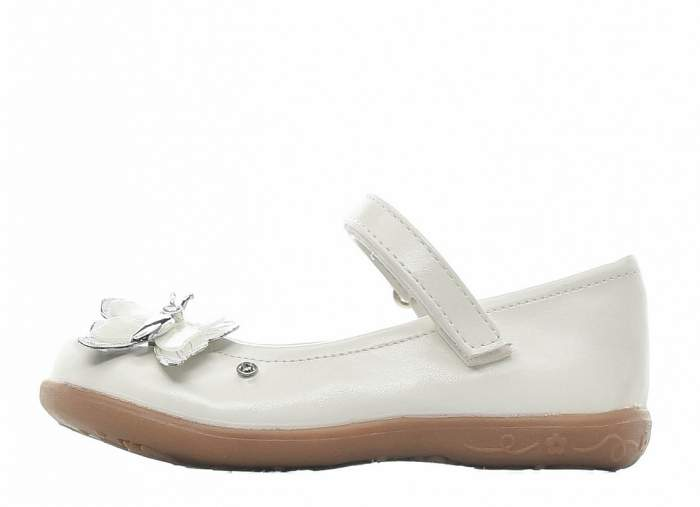Туфли для девочек ZENDEN, цв. белый, р-р 26