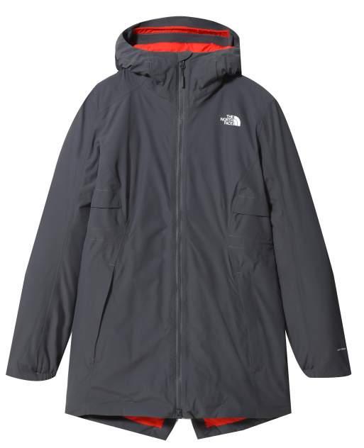 Спортивная куртка The North Face Hikesteller Insulated Parka, серый