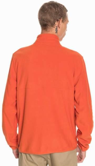 Толстовка мужская Quicksilver No Destination, оранжевый