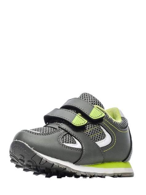 Кроссовки для мальчиков ZENDEN, цв. серый, р-р 26