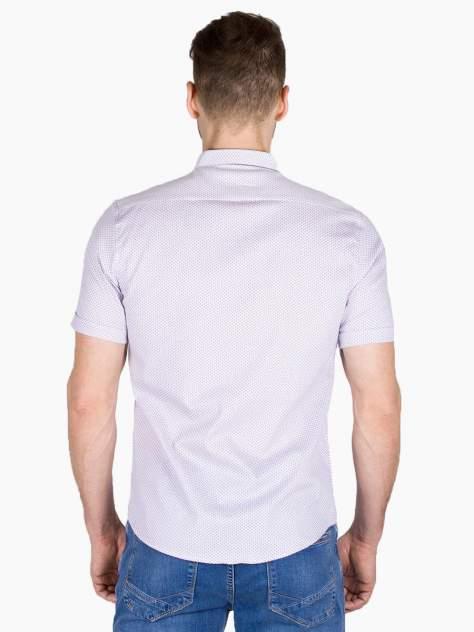 Рубашка мужская DAIROS GD81100357 розовая 3XL