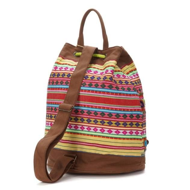 Рюкзак женский JANE'S STORY 9470 разноцветный