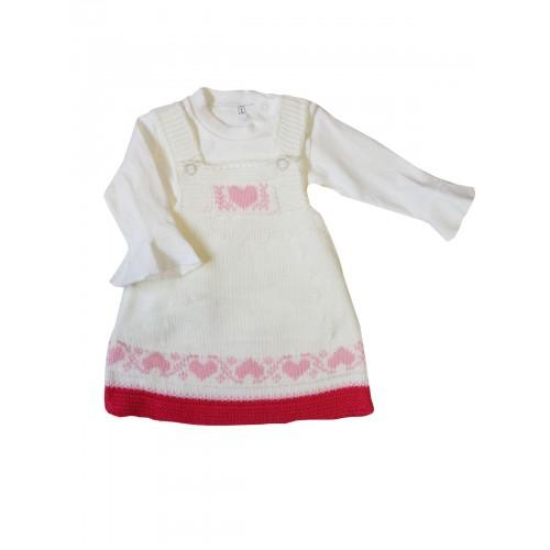 Комплект одежды Ciggo, цв. бежевый р.92