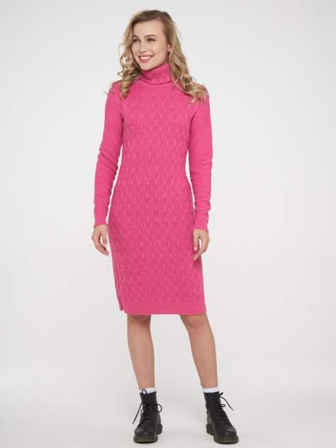 Женское платье VAY 202-2446, розовый