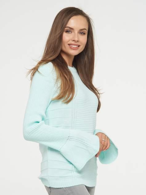 Джемпер женский VAY 202-41001 зеленый 48
