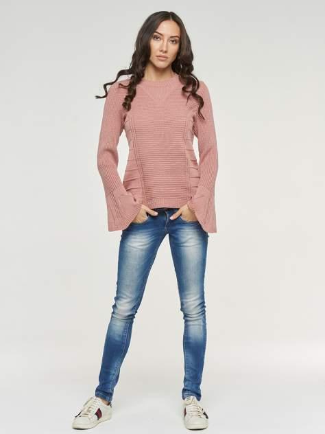 Джемпер женский VAY 202-41001 розовый 48