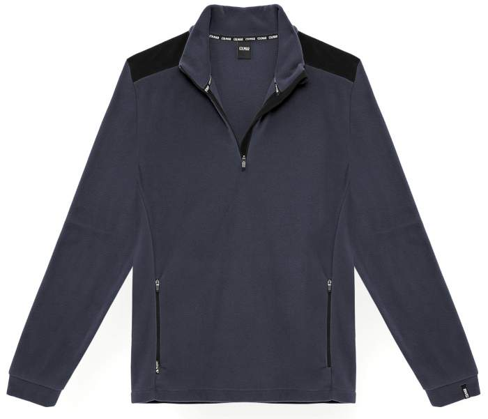 Толстовка Colmar Full Zip Tech, navy blue, S